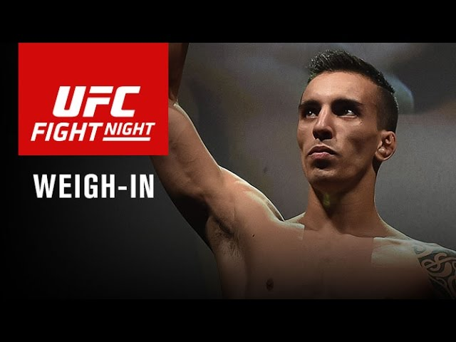 UFC Fight Night 88: Алмейда vs. Гарбрандт