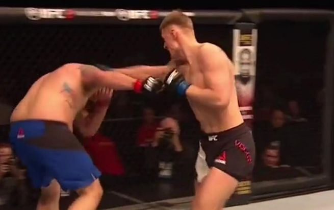 Итоги UFC Fight Night 99: Александр Волков одержал победу над Тимоти Джонсоном